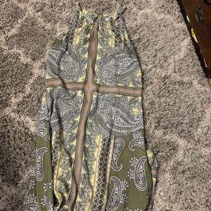 ny&company paisley maxi dress